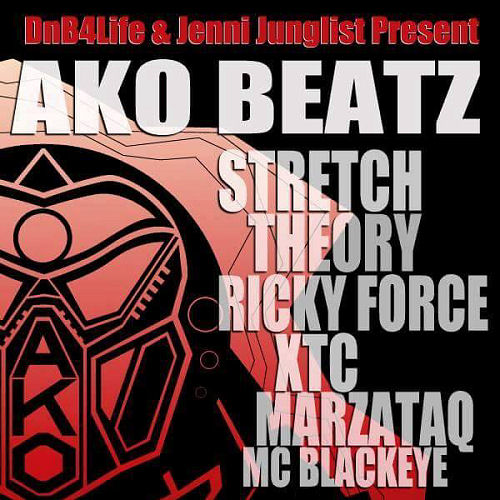 AKO Beatz label night, Dublin