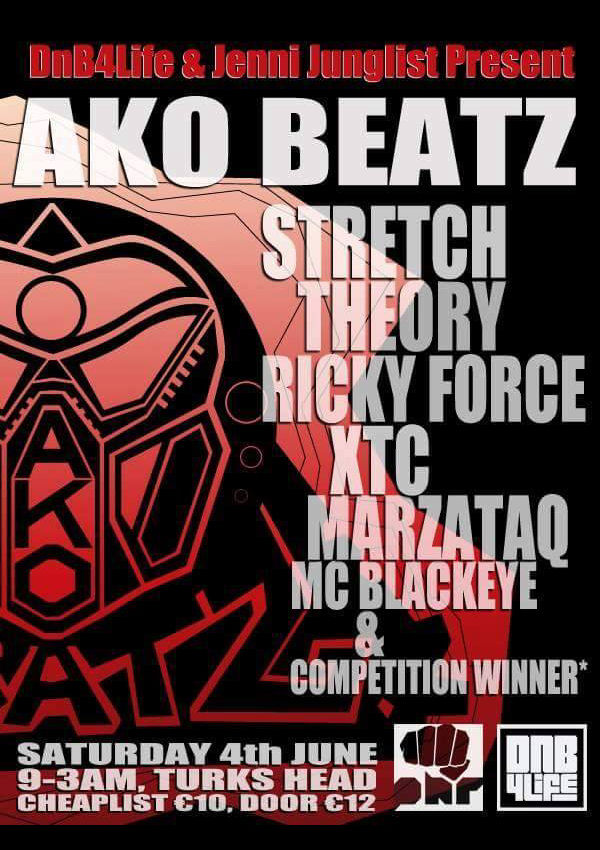 AKO Beatz, Dublin, Ireland