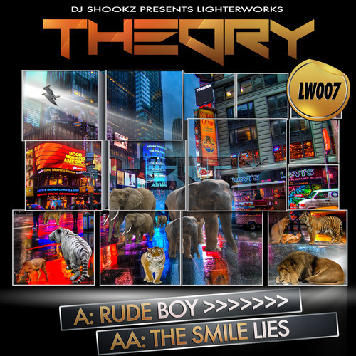 Theory Releases - Rude Boy / The Smile Lies - Lighterworks
